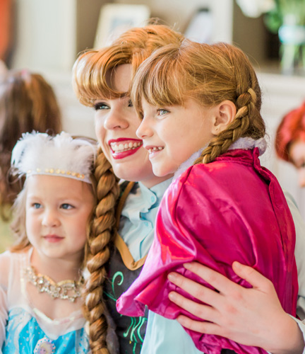 Tampa Princess Parties | Parties with Character