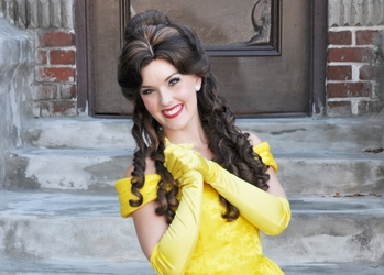 Hire Belle for Party | Princess Belle | Tampa Princess Parties