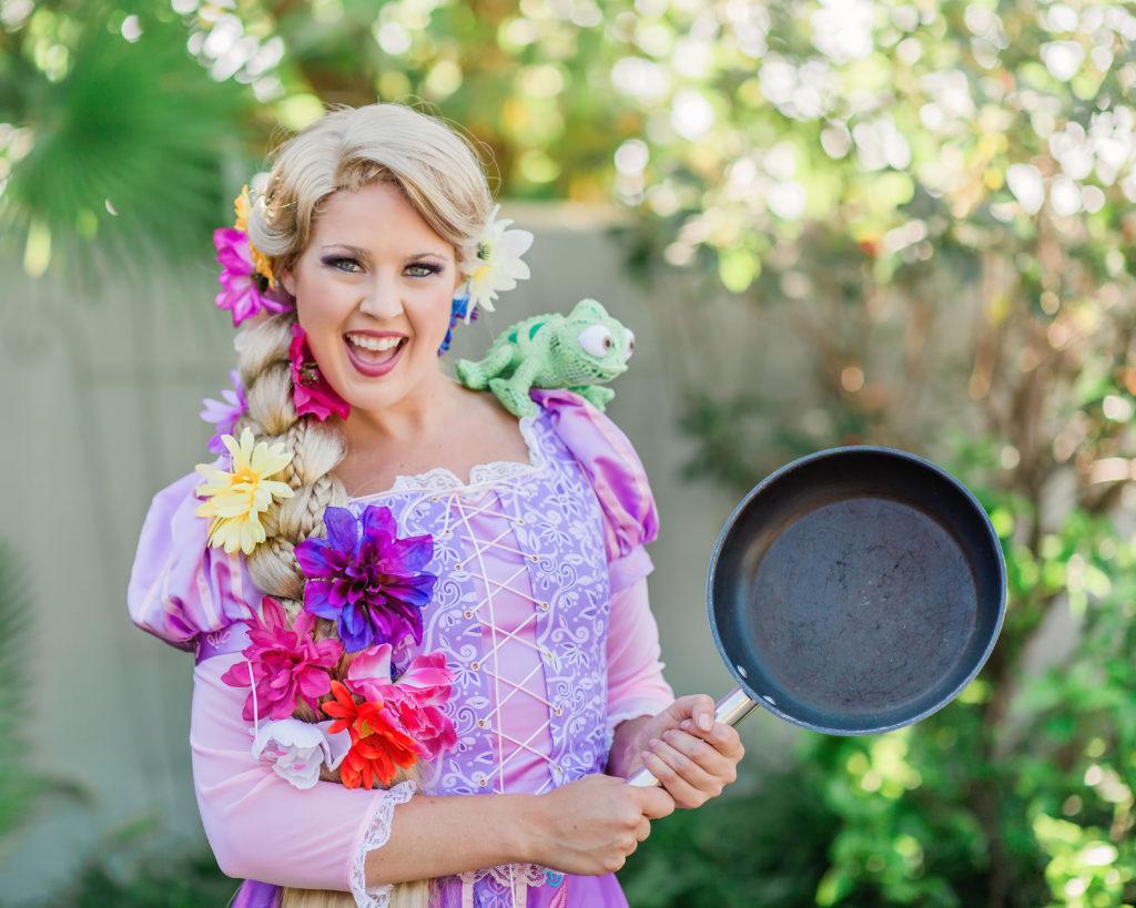 Rapunzel Princess Party Tampa