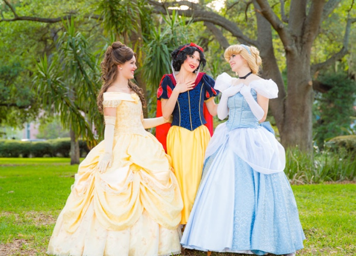 Professional Princess for Hire in Tampa | Parties With Character